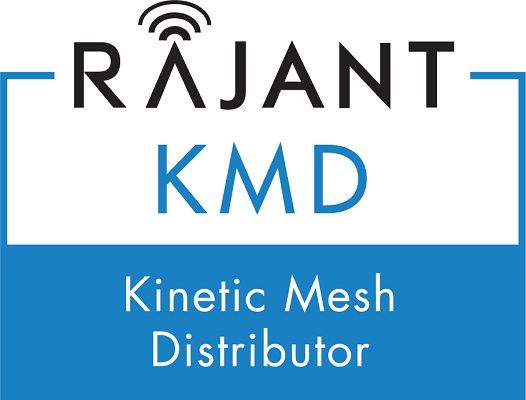 Kinetic Mesh Distributor logo