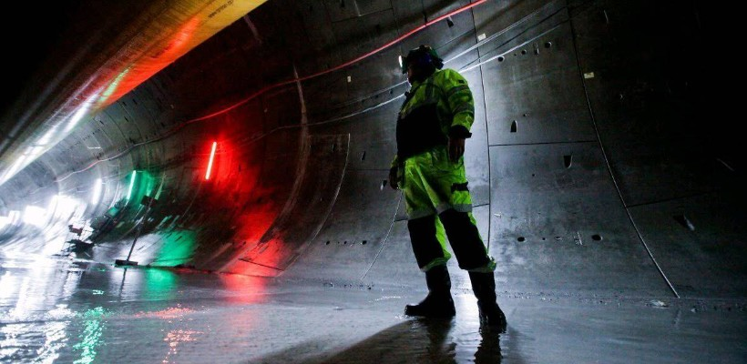Antenne for tunnel som gir imponerende dekning